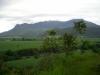 View from Broken Nose vanilla plantation