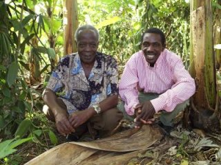 Tanzania vanilla growers