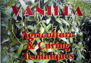 Book: Vanilla Agriculture & Curing Techniques